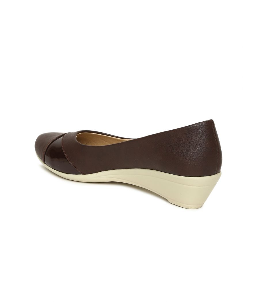 ESTATOS Casual Coffee Brown Bellies