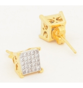 Square Shaped Studs