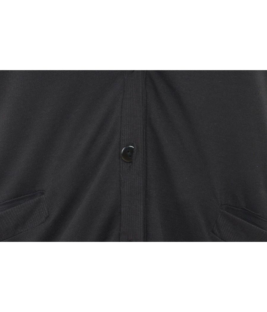 Estance Viscose Solid Black  Shrug