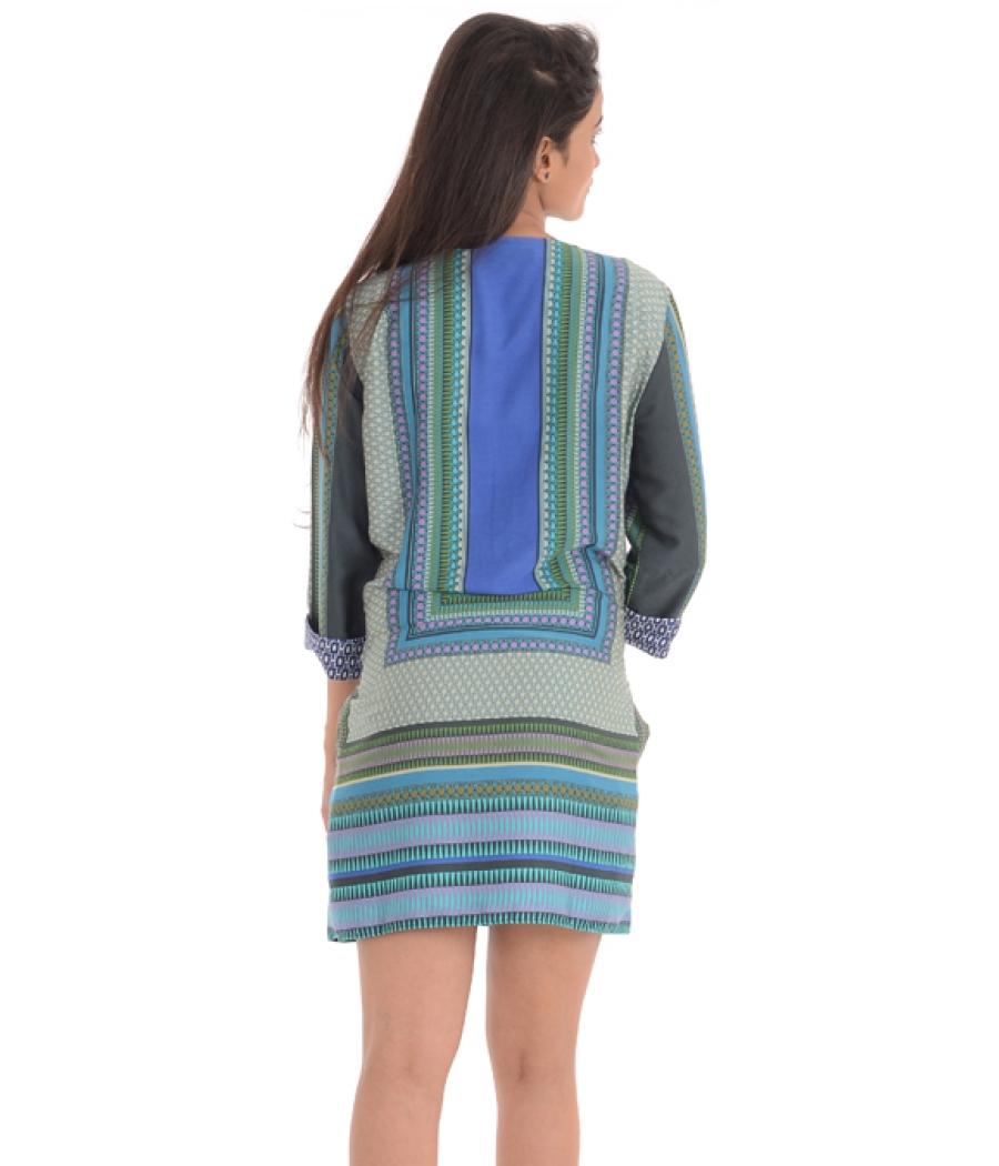 Zara Basic A-line Mini Dress